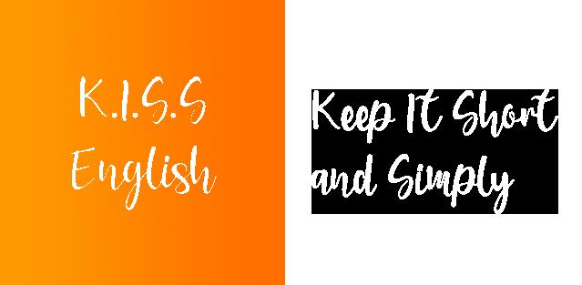 KISS-English